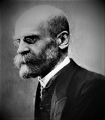 Picture of Emile Durkheim